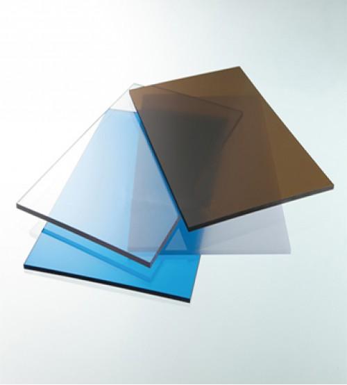Tấm lợp polycarbonate đặc Solaflat
